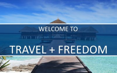 Welcome to Travel + Freedom!